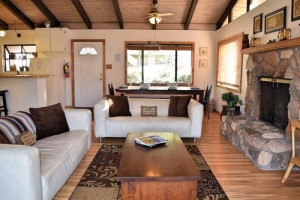 pet friendly cabin rental in Big Bear