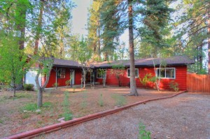 vacation rental in Big Bear pet friendly