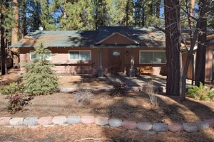 vacation rental in Big Bear Lake pets