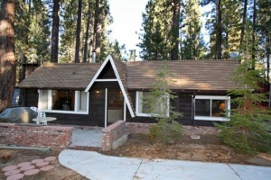 budget cabin rental Big Bear