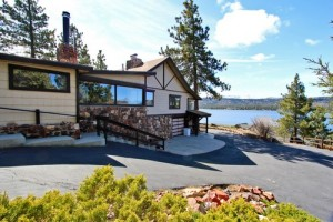 Lakeview cabin rental in Big Bear Lake