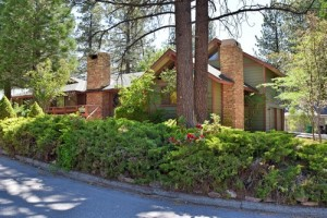 Crystal Lake Inn pet friendly cabin rental in Big Bear lake