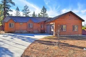 Luxury Pet Friendly Big Bear cabin rental