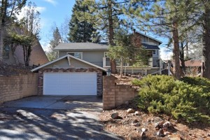 Bear Mountain cabin rental in Big Bear Lake
