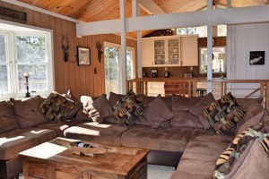 pet friendly vacation rental with a view in Big Bear