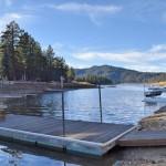 Lagunita Shores lakefront cabin rental in Big Bear lake