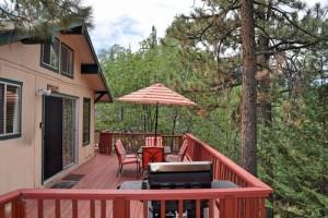 pet friendly cabin rental in Big Bear