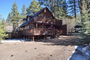 mountain cabin rental in Big Bear