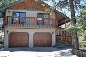 Sublime For Rest pet friendly cabin rental in Big Bear