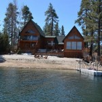 Gilner Point lakefront vacation rental in Big Bear Lake