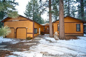 Crestwood Manor- Destination Big Bear