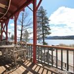 Tippie Canoe- lakefront cabin rental in Big Bear Lake