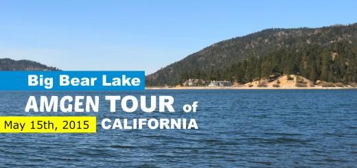 Amgen Tour of California Big Bear Lake