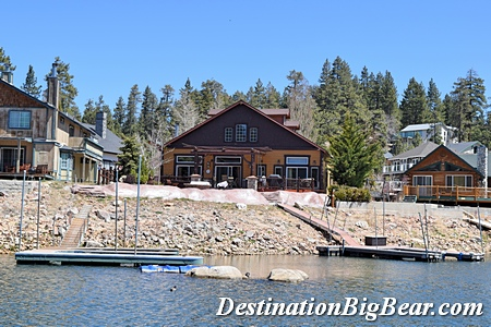 Lakefront vacation rentals in Big Bear Lake