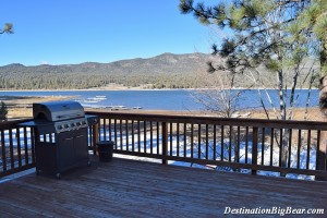 Lakefront Manor- lakefront cabin rental in Big Bear Lake