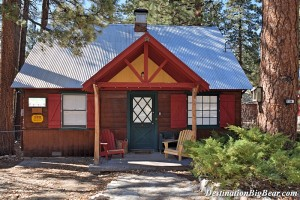 Cabin for two! Honeymoon in Big Bear Lake