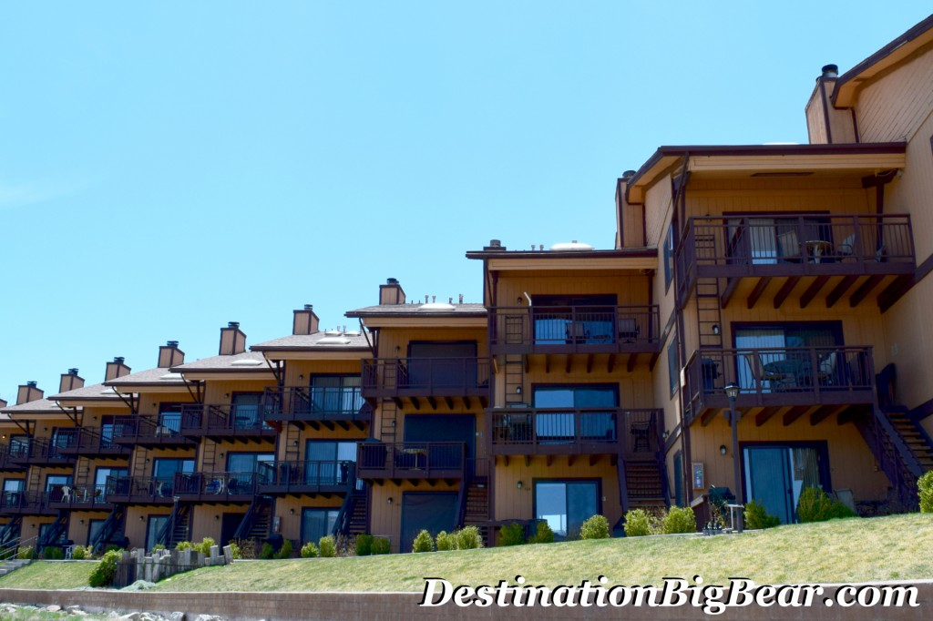 Forest Shores lakefront vacation rentals in Big Bear Lake