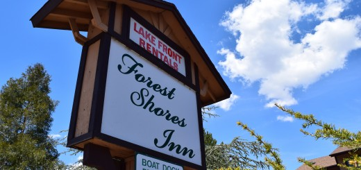 Forest Shores lakefront cabin rentals in Big Bear