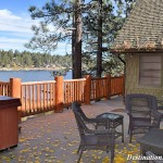 Boulder Bay Cove Lakefront- Big Bear Lake lakefront vacation rental