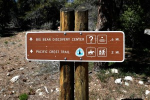 Hike the PCT in Big Bear Lake