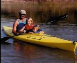 Kayak rentals in Big Bear Lake