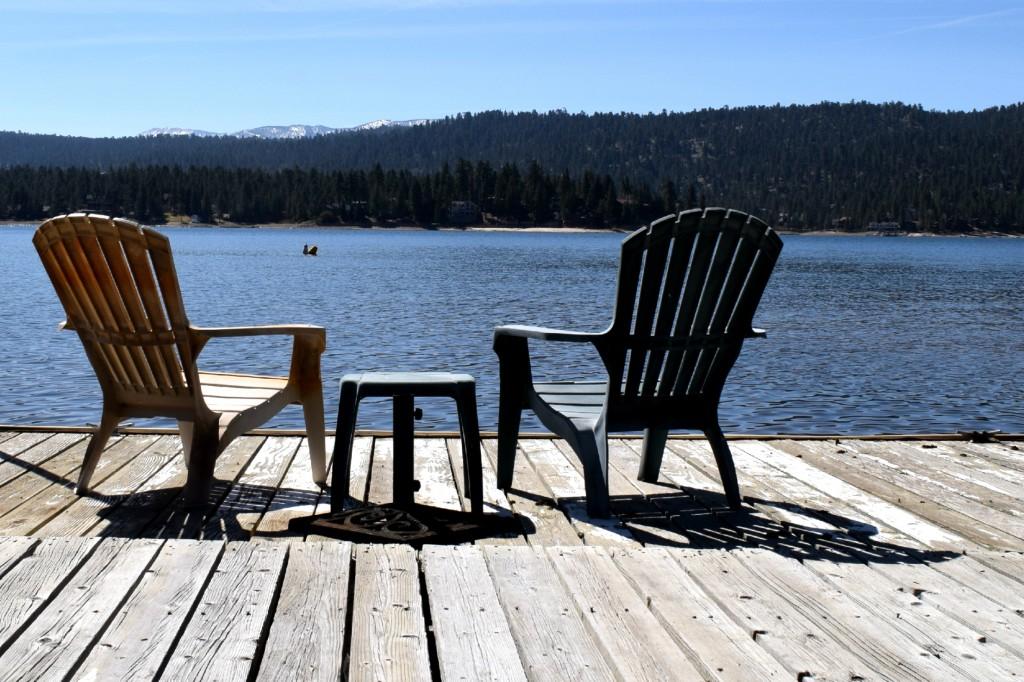 Big Bear Lake lakefront cabin rentals