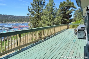 Stay at Big Bear Lake for 4th of July