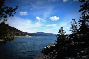 Cabin rental at Big Bear Lake