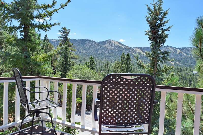 A fabulous cabin rental in Big Bear Lake