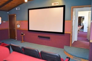 Host a movie night at All Seasons in Big Bear Lake