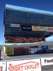 Big Bear Lake Troutfest 2015