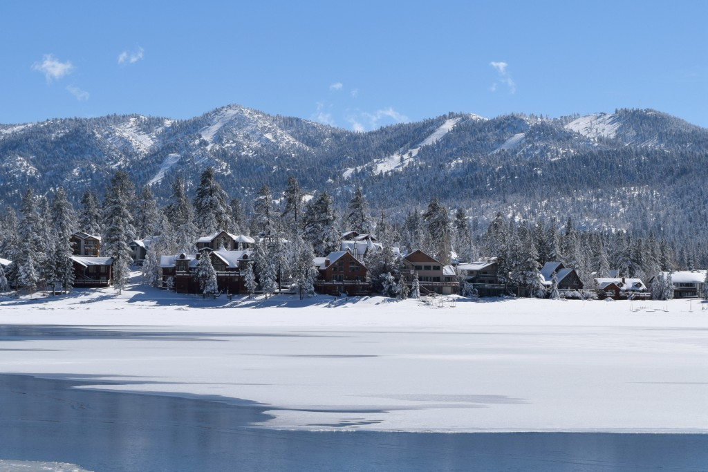 Big Bear Lake winter cabin rentals - Big Bear Lake California