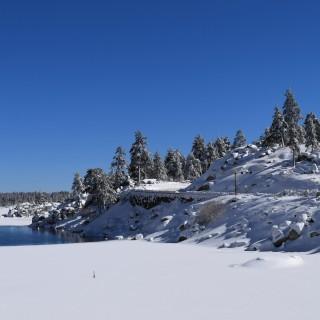 Big Bear Lake cabin rentals for winter