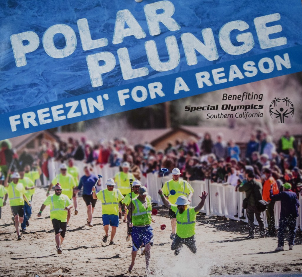 Big Bear Lake Polar Plunge