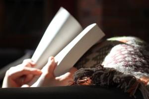 Read a book in Big Bear