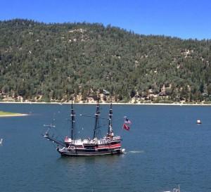 Pirate Ship Cruise & Tours in Big Bear