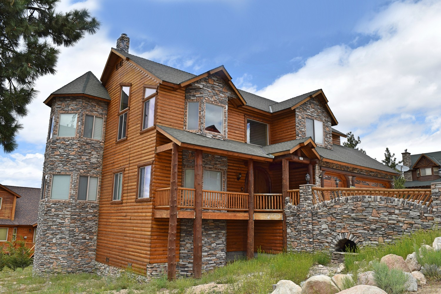 vacation cabins vacasa evergreen lake big bd rental ca bear in manor unit