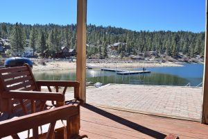 Bay View in Big Bear Lake