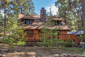 Crystal Pines in Big Bear Lake