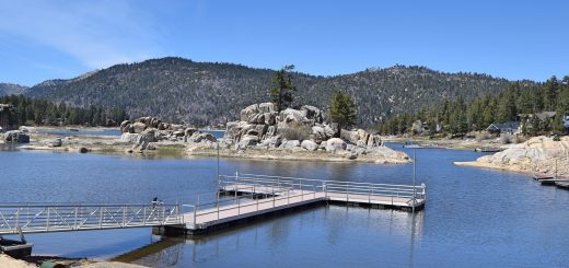 Boulder Bay Park in Big Bear Lake