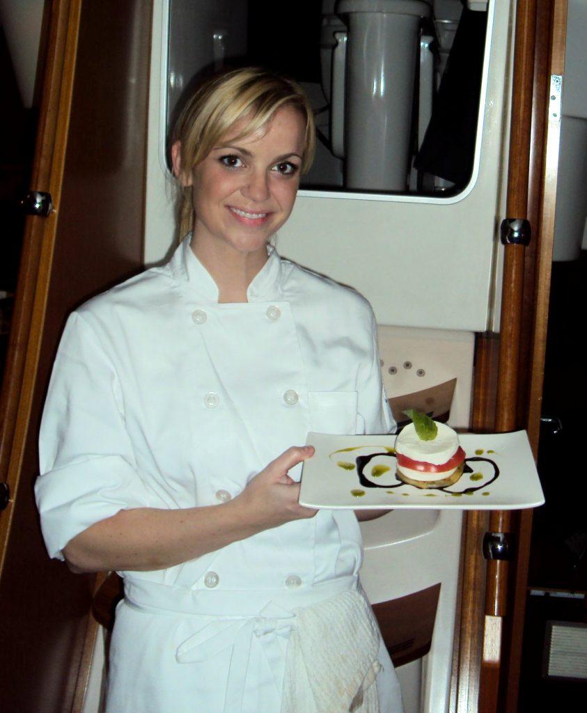 Chef Senese personal chef