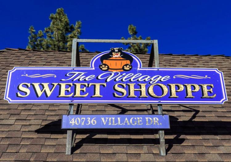 Village Sweet Shoppe in Big Bear Lake