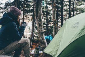 camping in Big Bear