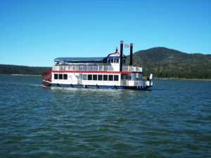 miss liberty boat tours Big Bear Lake