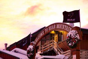 Bear mnt welcome