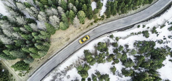 big bear road conditions & directions