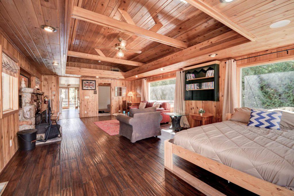 Honeymoon in Big Bear