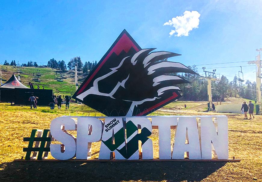Spartan Race Takes Big Bear – Destination Big Bear