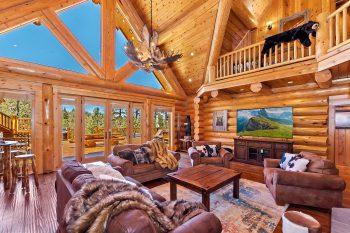 Big Bear Cabin - Angels Lodge