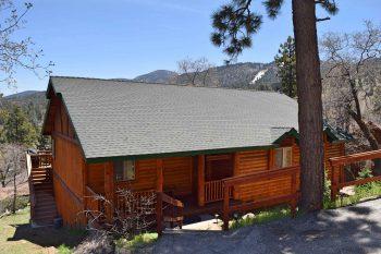 Big Bear Cabin- Black Diamond Lodge